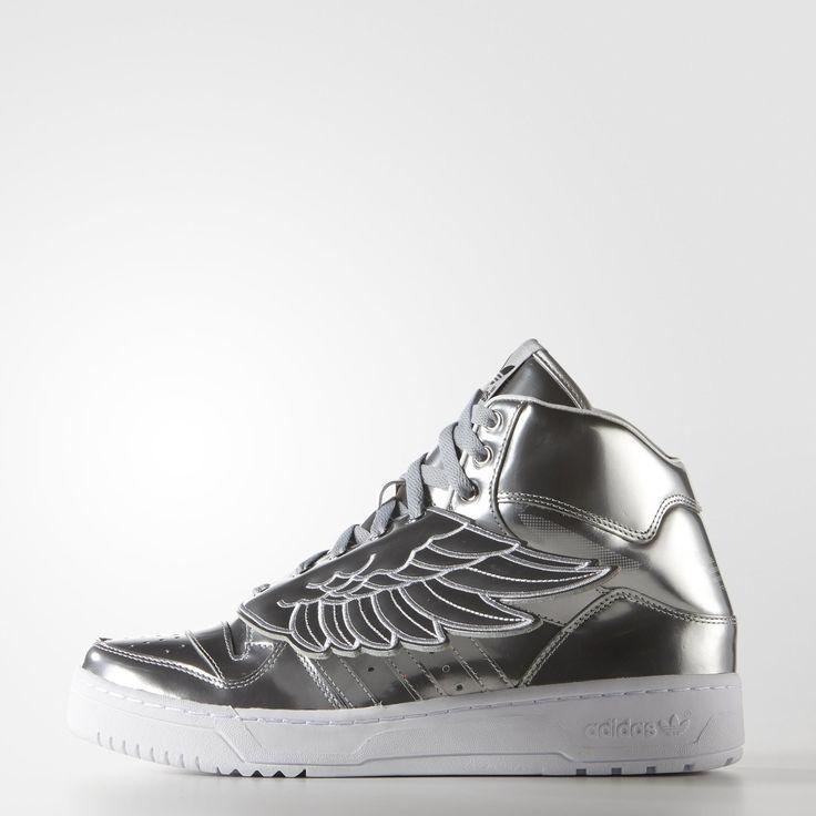 adidas Wings Metal Shoes - Silver | adidas US