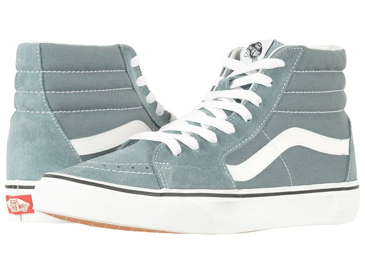 Vans SK8-Hitm Skate Shoes Goblin Blue/True White