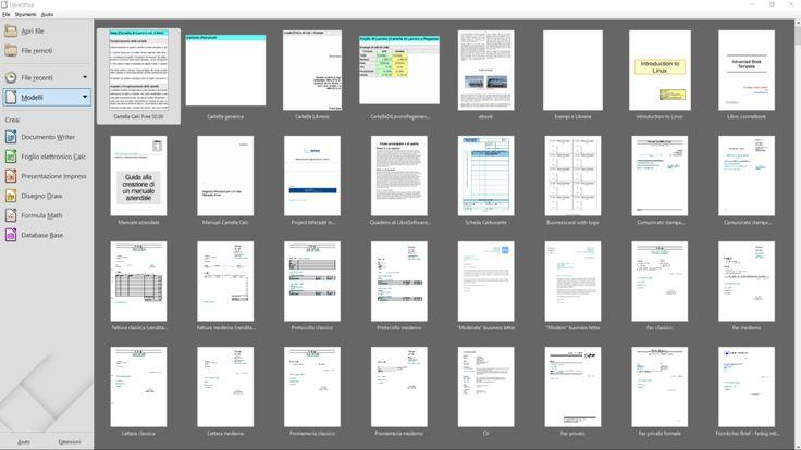 Impariamo a usare LibreOfrfice, la suite per ufficio Open Source e gratuita Un tutorial che descrive alcune caratteristiche riguardanti l'uso dei modelli di documento e degli stili di LibreOffice Writer. LibreOffice è una suite di programmi per ufficio interamente Open Sourc #libreoffice #opensource #tutorial #writer