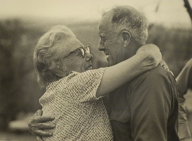 Let me grow old with you