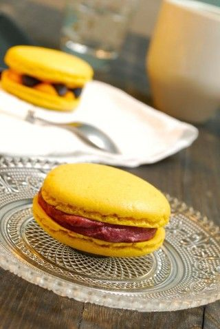 macarons, my airy french treat