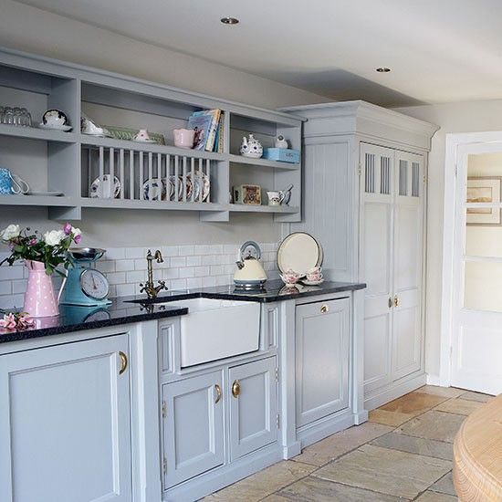 20 Charming Cottage Style Kitchen Decors: 25+ Best Ideas About Cottage Style Kitchens On Pinterest