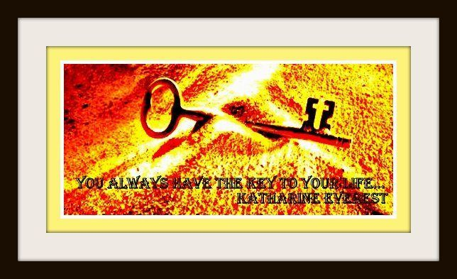 YOU HAVE THE KEY !