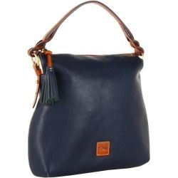 Buy Dooney and Bourke - Florentine Twist Strap Hobo (Navy) - Bags and Luggage online - Zappos is proud to offer the Dooney