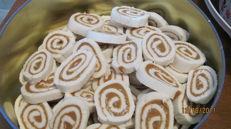 PEANUT BUTTER ROLL   Candy & Cookies   Pinterest   Butter, Sprinkles ...