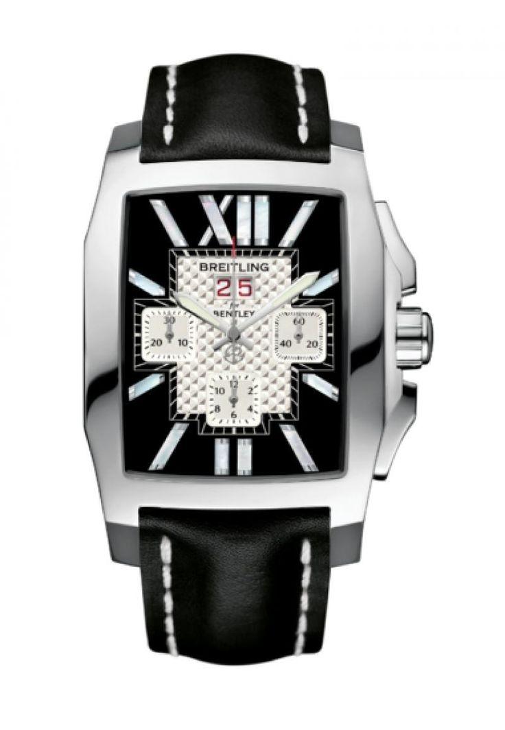 Breitling A4436512/B873/441X/A20BA.1 for Bentley FLYING B CHRONOGRAPH - швейцарские мужские наручные часы - черные часы