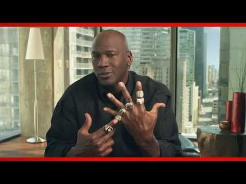 Jordan has spoken.  End the debate. Michael Jordan reveals who's the Greatest. - via YouTube