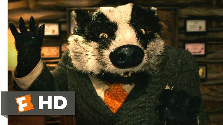 Fantastic Mr. Fox (1/5) Movie CLIP - Boggis, Bunce and Bean (2009) HD