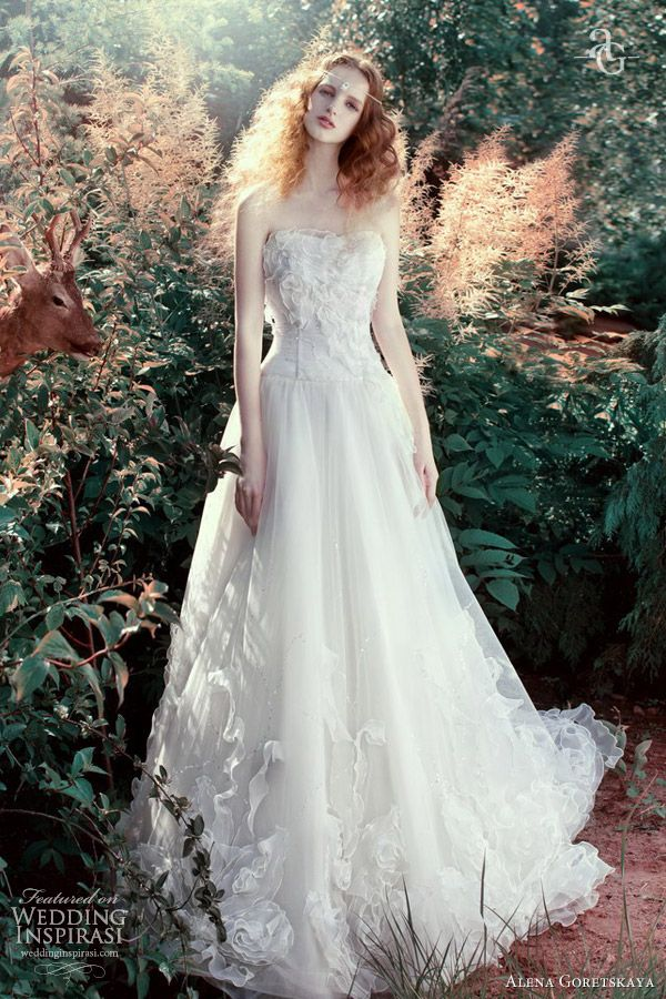 Alena Goretskaya Wedding Dresses 2013 | Wedding Inspirasi