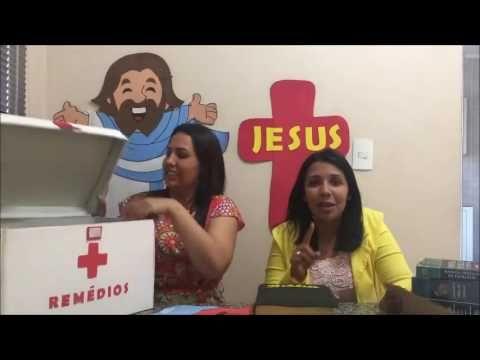 História Bíblica do Dr. Jesus