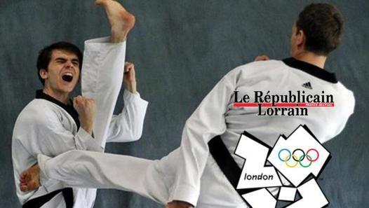 Jeux Olympiques : le taekwondo de Londres à Metz - Vidéo Dailymotion