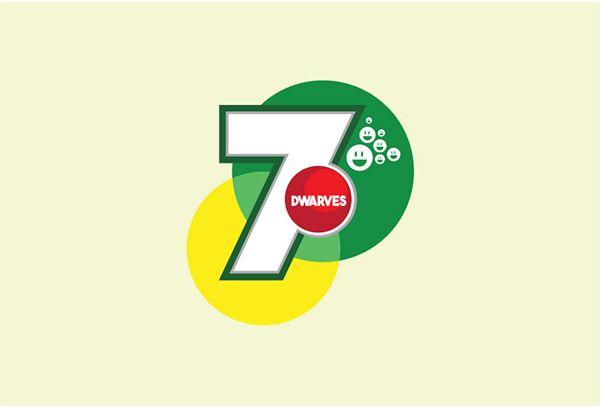 Logo Parodies : Volume 1 - Food and Beverages on Behance