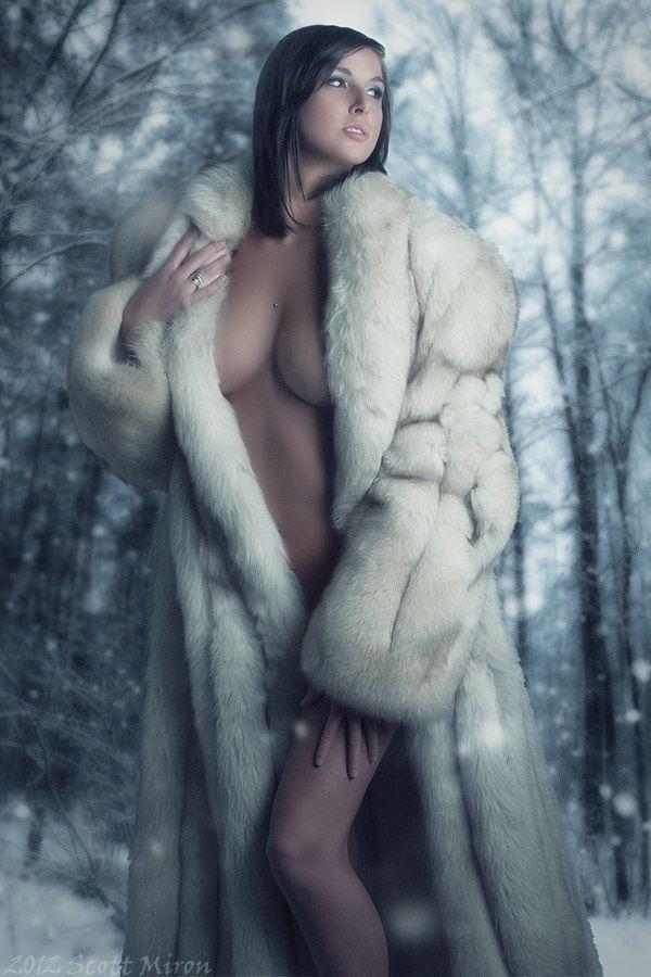 Gay porn fur coat