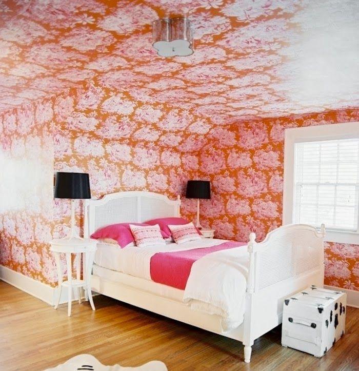 M s de 25 ideas incre bles sobre paredes naranja en pinterest for Decoracion hogar naranja