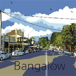 Bangalow is a special little village tucked up in the lush green hinterland of far North Coast NSW. The main street is full of character and lots of original Federation shop facades, funky shops and cafes.