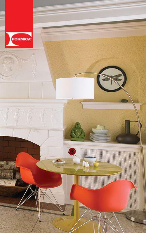 Diseña tus espacios como sólo tú sabes hacerlo. #Hazloportimisma