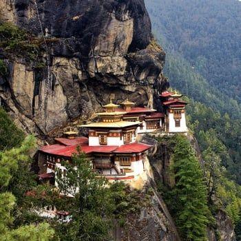 "13- Bhoutan, Asie ""pacifique"""