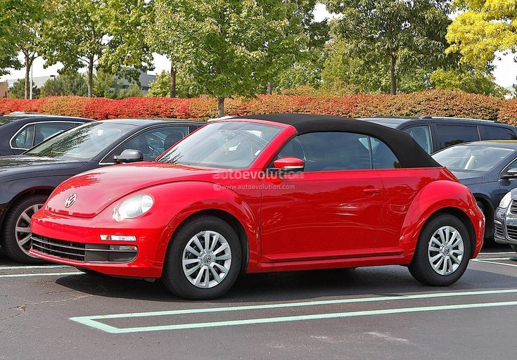 2014 Volkswagon New Beetle Cabriolet