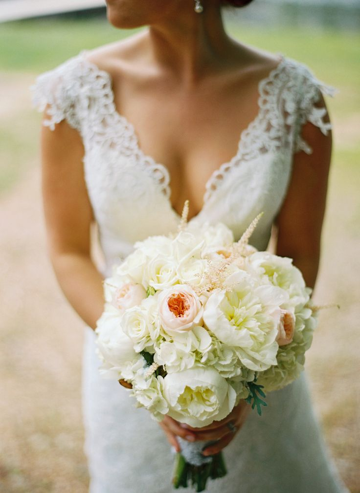A simply romantic Georgia wedding
