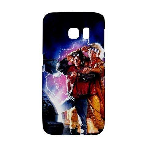 Back To The Future Samsung Galaxy S6 EDGE Case Cover