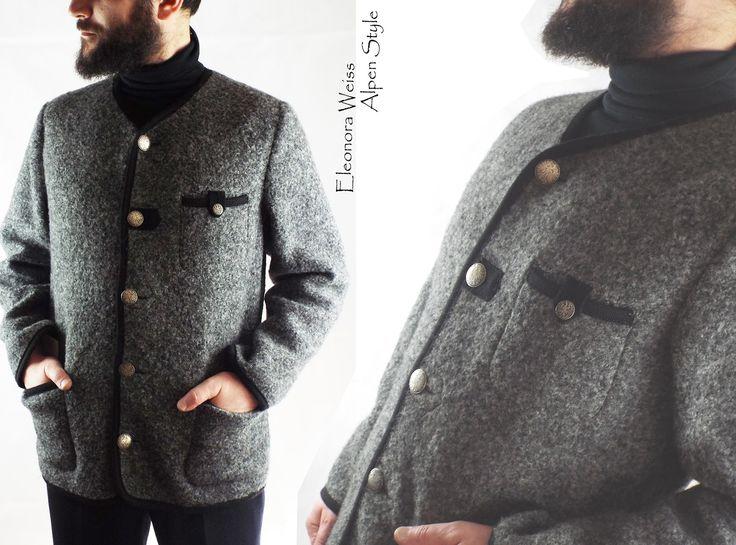 Alpen Style Sarner lana cotta
