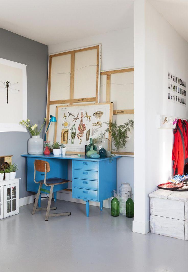 Meer dan 1000 idee n over bureau hoekje op pinterest hoekjes keuken bureau en bureau 39 s - Deco kamer jongen jaar ...