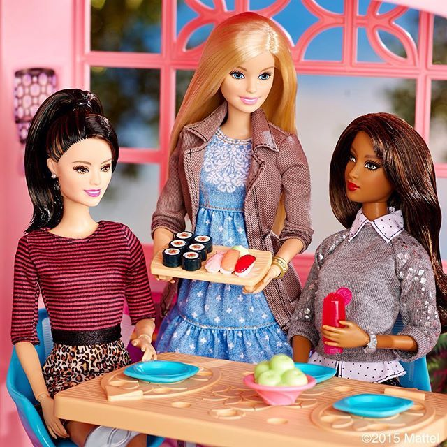 761 best barbie skipper images on pinterest barbie dolls whats your go to dinner party recipe sciox Images