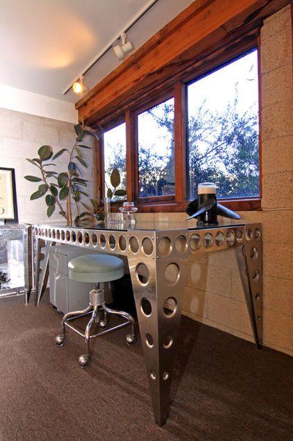 Laguna Beach House In The Hills   Eclectic   Home Office   Orange County    Shelley Gardea