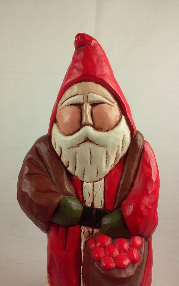 Saint Nicholas Santa Claus Ceramic Porcelain Figurine