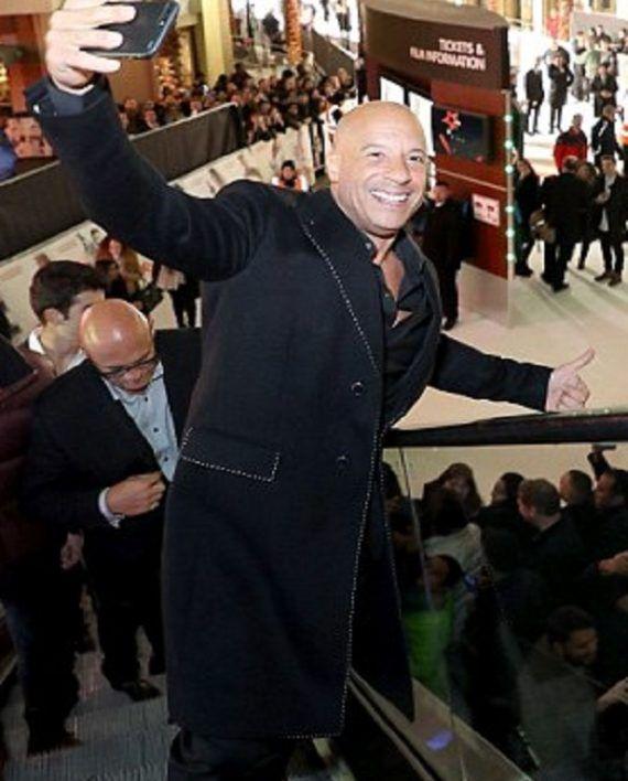 Vin Diesel xXx 3 Movie Premiere Coat (1)