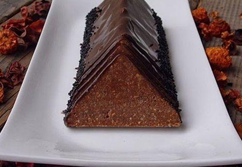 ΝΕΑ ΚΑΛΑ ΜΑΝΤΑΤΑ: Σοκολατένιο τρίγωνο της αμαρτίας!