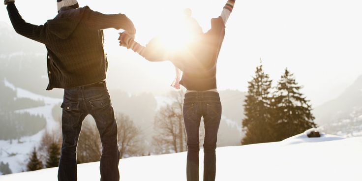 Here's How To Have A Happy Relationship, According To Science.