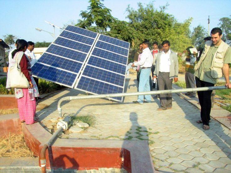 Solar prices in India have fallen below coal | Inhabitat - Green Design, Innovation, Architecture, Green Building