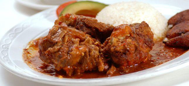 Caribbean Cafe - traditional cuban food