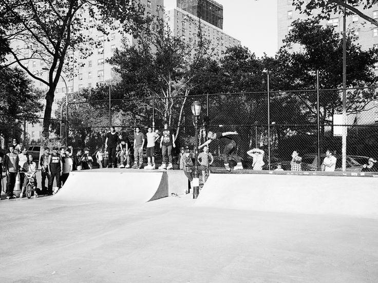 Erik Bailey. New York 2012.