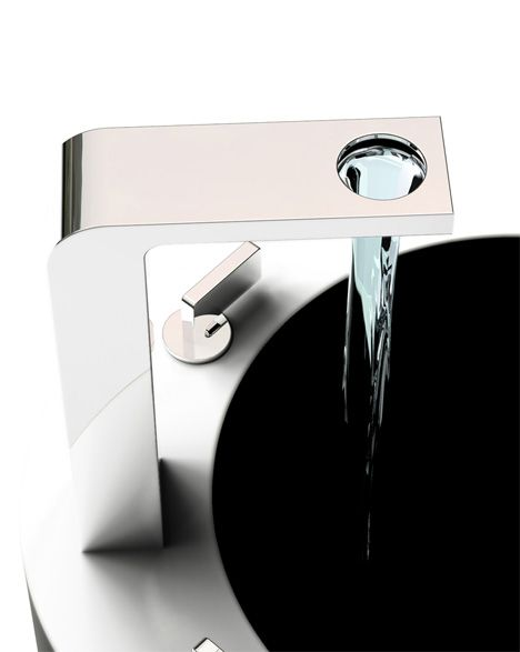 Ring Faucet by Sun Liang » Yanko Design
