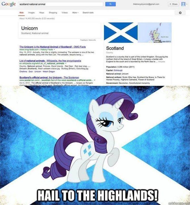 #396610 - flag, rarity, safe, scotland, scotland's national animal - Derpibooru - My Little Pony: Friendship is Magic Imageboard