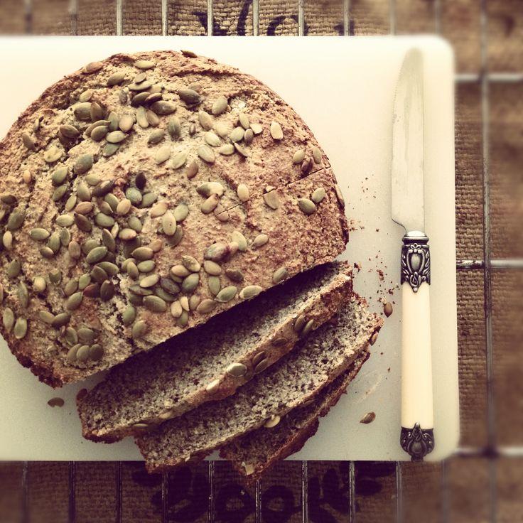 Boekweit brood glutenvrij