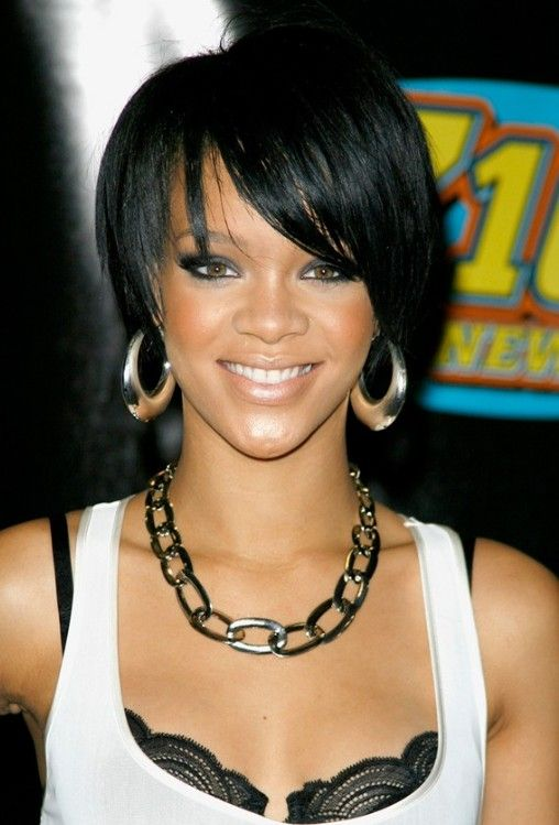 rihanna new hair style 1657 best images about new hair styles on 1623 | 7fa00ff25760e995a71a6e841feaff61 bob cut hairstyles rihanna hairstyles