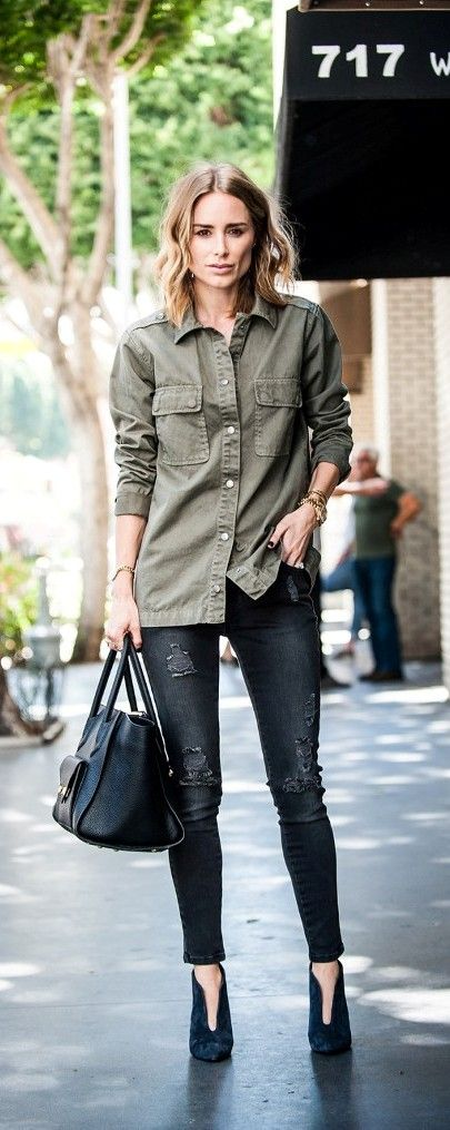 Casual Khaki outfit