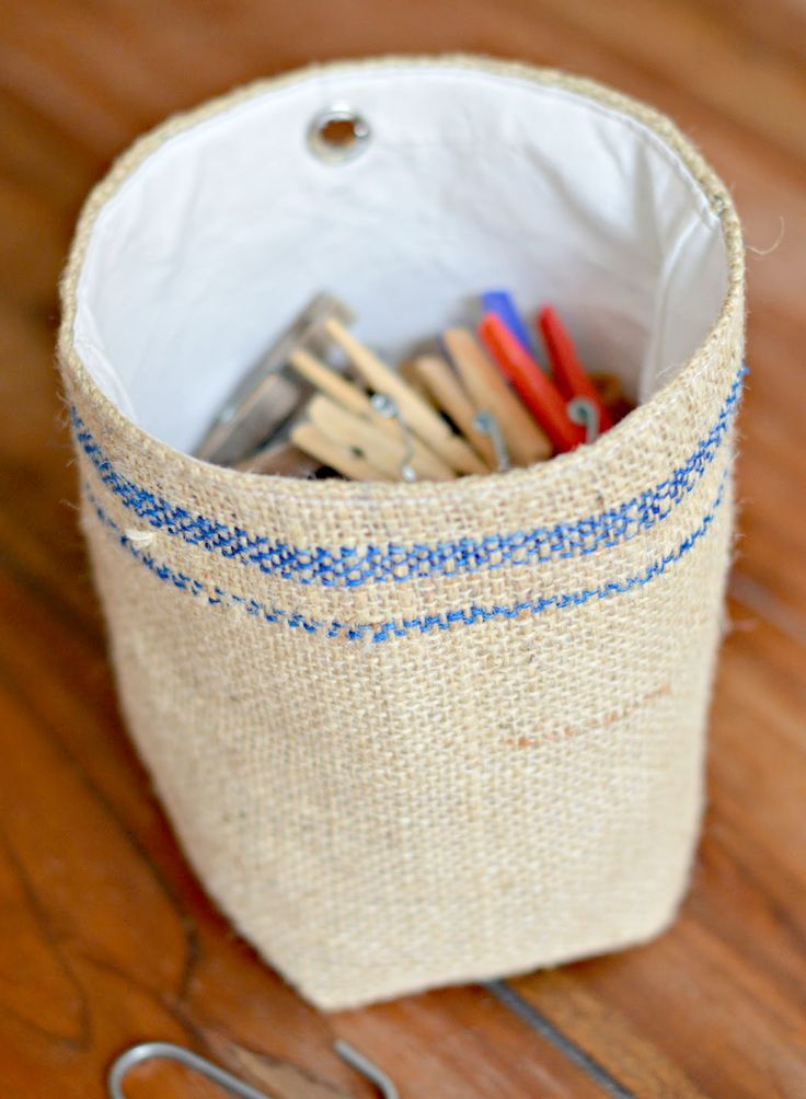 17 best peg bags images on Pinterest | Peg bag, Sew bags and Sewing ...