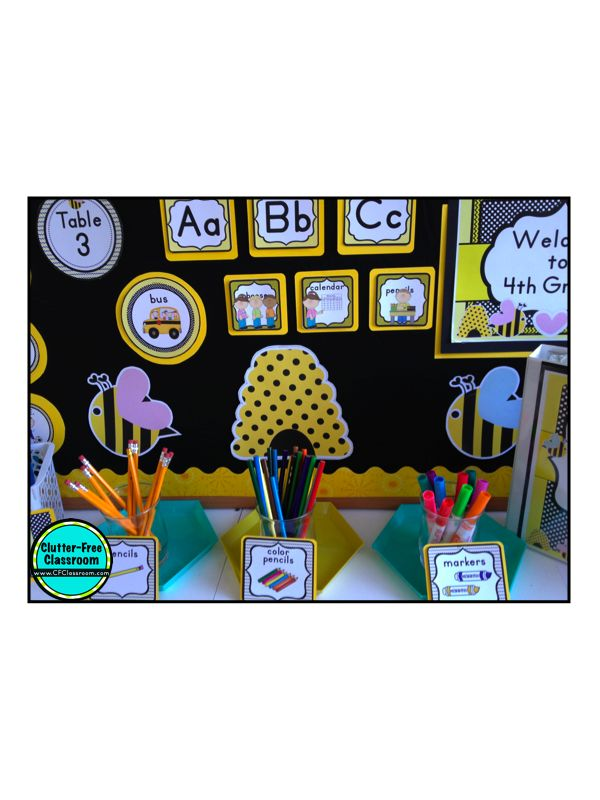 86 Best BEE CLASSROOM THEME IDEAS And DECOR Images On Pinterest