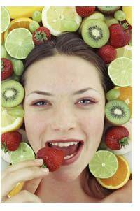 Dieta per Capelli più sani