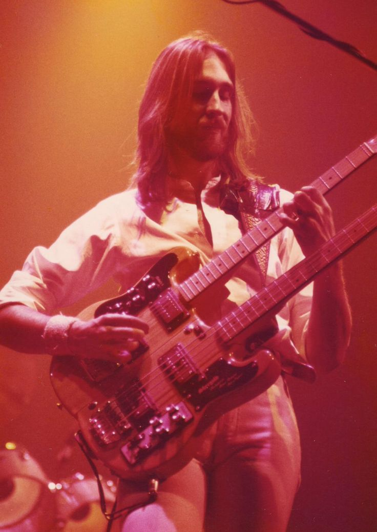 Mike Rutherford. #Genesis