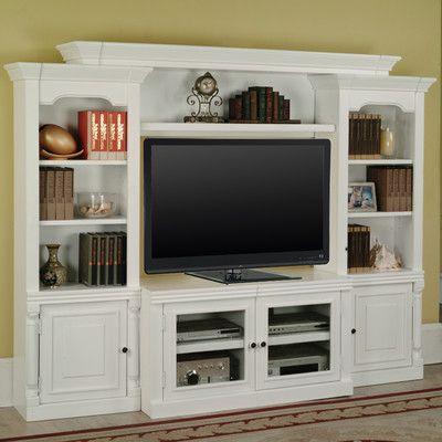 Parker House Furniture Premier Alpine Entertainment Center $1350 on Wayfair.com