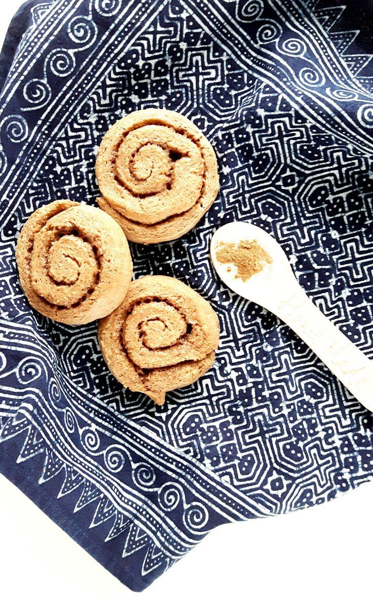 Vollkorn Zimtschnecken: Endlich das Rezept! - Rosy & Grey