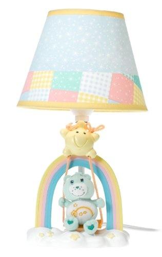 Nursery Lamp Carebear Baby Pinterest Nursery And