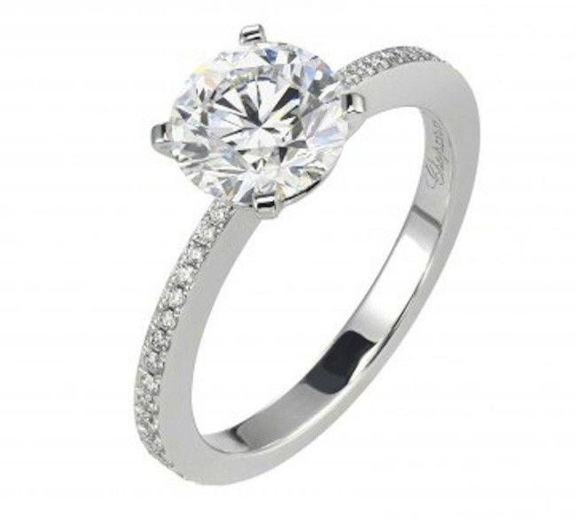 Chopard anelli fidanzamento Happiness (Foto) | My Luxury