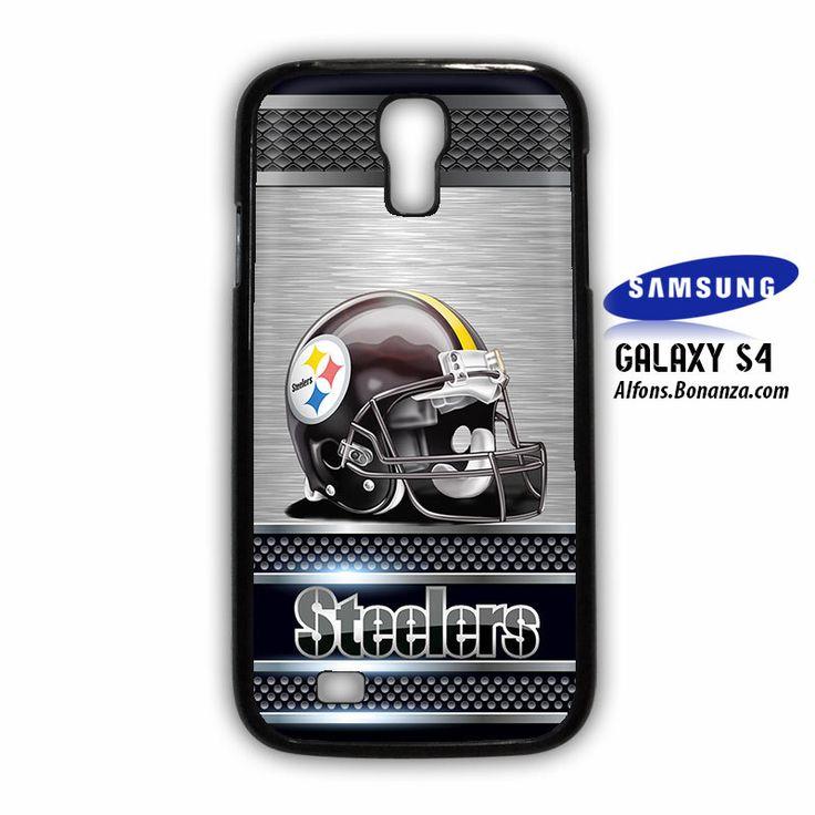 Pittsburgh Steelers Helmet Samsung Galaxy S4 Case