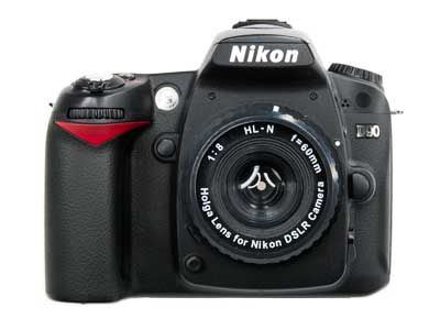 Holga Lens for Nikon DSLR